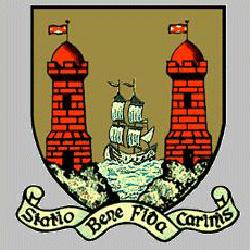 Cork town crest