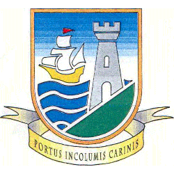 Youghal town crest